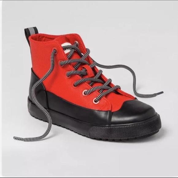 819a73dc92a8 HUNTER for Target Kids Dipped Shoe Sz 4 (women 6)